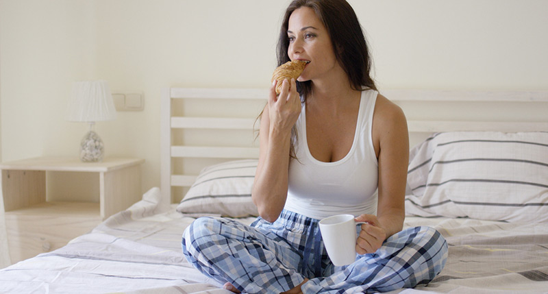 Is How Long You Sleep as Important as What You Eat?